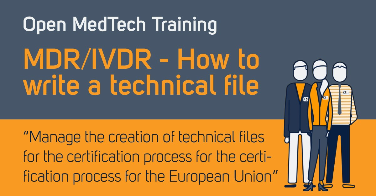 MDRIVDR How To Write A Technical File - How to write technical requirements