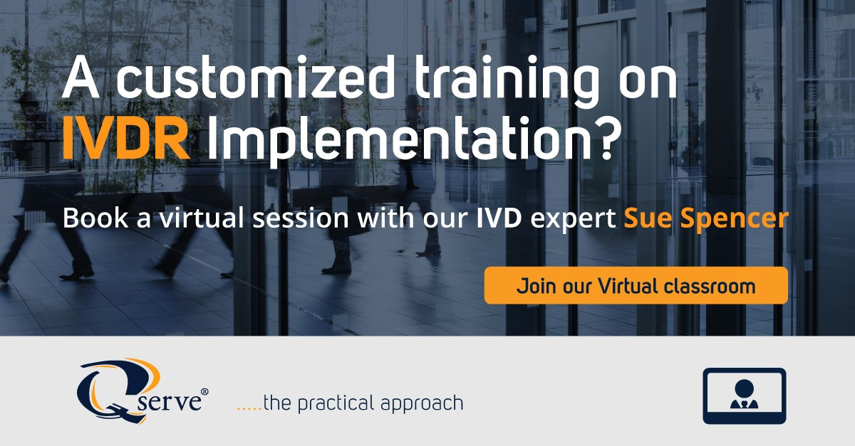 Customized IVDR Training
