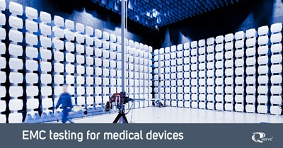 The 4th edition is nearly there: EMC testing for medical